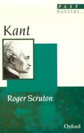 Kant - Roger Scuton