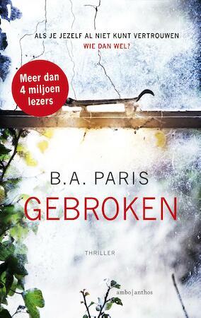 Gebroken - B.A. Paris