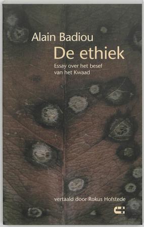 Ethiek - Alain Badiou
