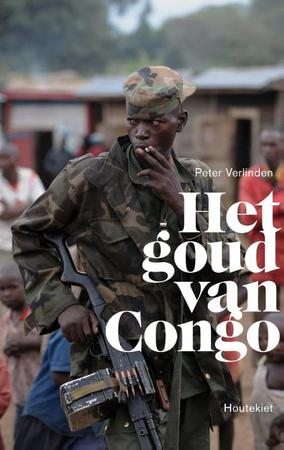 Het goud van Congo - Peter Verlinden