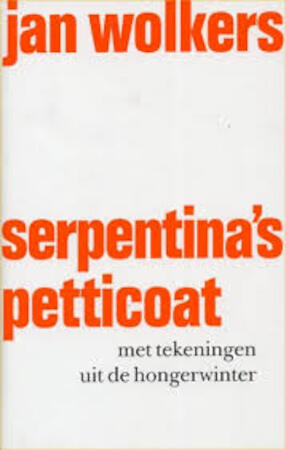 Serpentina's petticoat - Jan Wolkers