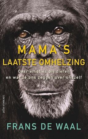 Mama's laatste knuffel - Frans de Waal