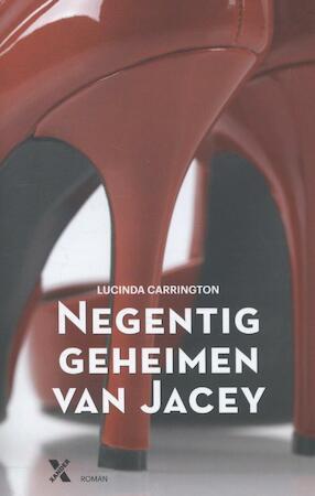 Negentig geheimen van Jacey - Lucinda Carrington