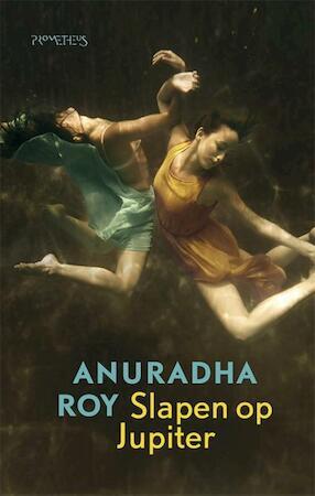 Slapen op Jupiter - Anuradha Roy