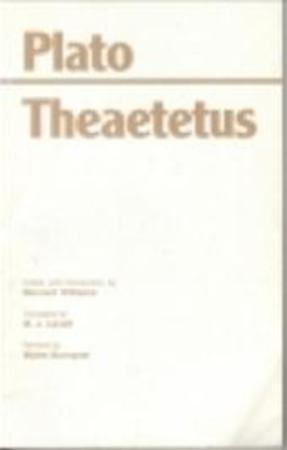 Theaetetus - Bernard Plato; Williams