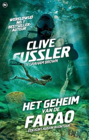 Het geheim van de farao - Clive Cussler, Graham Brown