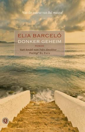 Donker geheim - Elia Barcelo