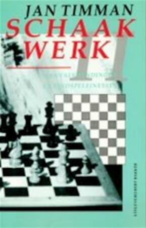 Schaakwerk 2 - Jan Timman