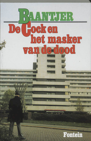 De Cock en het masker van de dood - A.C. Baantjer, Appie Baantjer