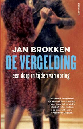 De Vergelding - excl uitgave voor Bruna B.V. - Jan Brokken