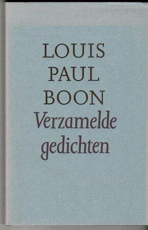 Verzamelde gedichten - Louis Paul Boon