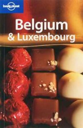 Lonely Planet / Belgium & Luxembourg - Unknown