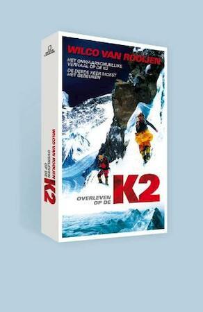 Overleven op de K2 - W. van Rooijen