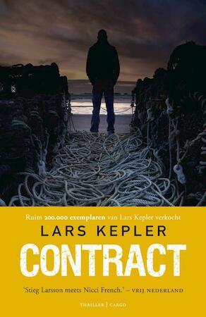 Contract - lars Kepler, Lars Kepler