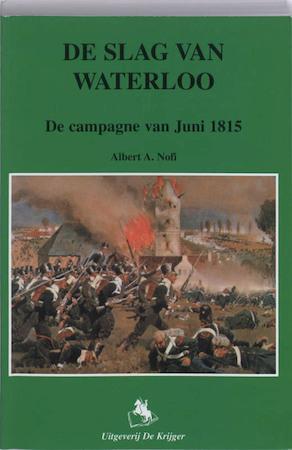 De slag van Waterloo - Albert Nofi