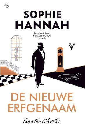 De nieuwe erfgenaam - Sophie Hannah, Agatha Christie