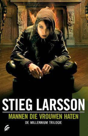 Mannen die vrouwen haten - Zweeds filmomslag - Stieg Larsson