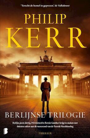 De berlijnse trilogie - Philip Kerr