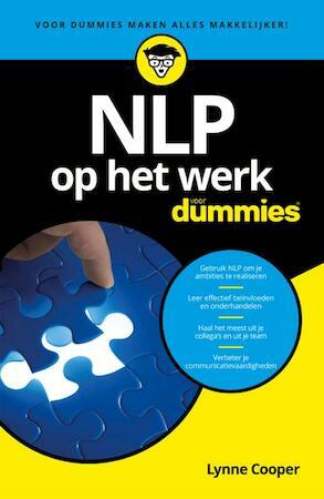 NLP op het werk voor Dummies - Lynne Cooper