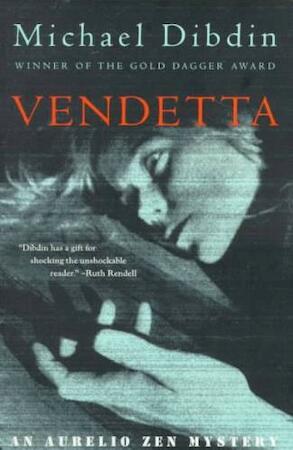 Vendetta - Michael Dibdin