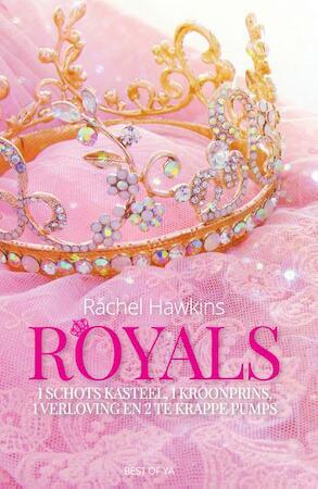 Royals - Rachel Hawkins
