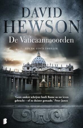 De vaticaanmoorden - David Hewson