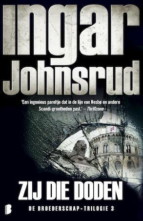Zij die doden - Ingar Johnsrud