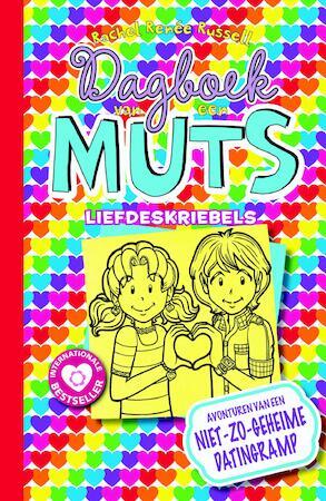 Dagboek van een muts 12 - Liefdeskriebels - Rachel Renée Russell