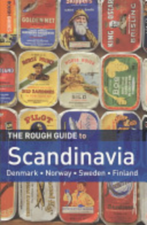The Rough Guide to Scandinavia - Phil Lee, Rough Guides (Firm)