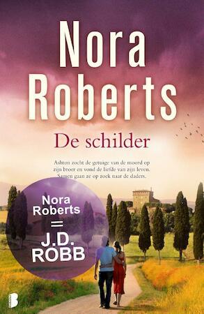 De schilder - Nora Roberts