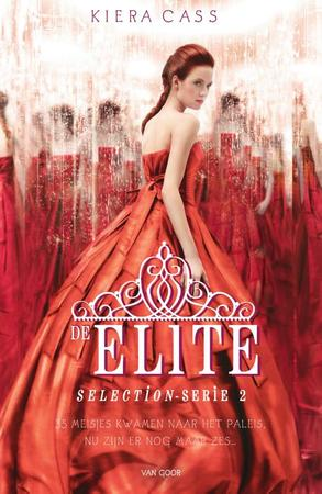 De elite - Selection-serie 2 - Kiera Cass
