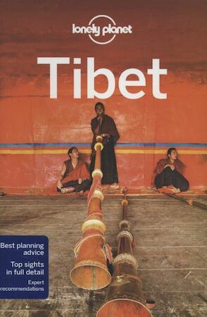 Lonely Planet Tibet -