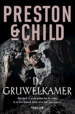De gruwelkamer - Preston & Child