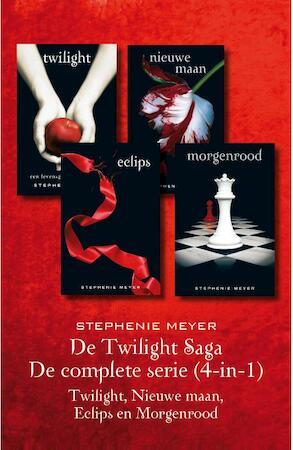 De twilight Saga - De complete serie (4-in-1) - Stephenie Meyer