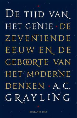 De tijd van het genie - A.C. Grayling