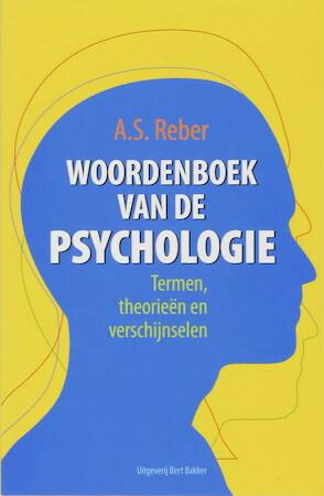 Woordenboek van de Psychologie - A.S. Reber