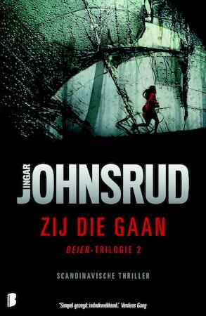Zij die gaan - Ingar Johnsrud