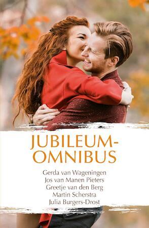 Jubileumomnibus 140 - Gerda van Wageningen, Jos van Manen - Pieters, Greetje van den Berg, Martin Scherstra, Julia Burgers-Drost