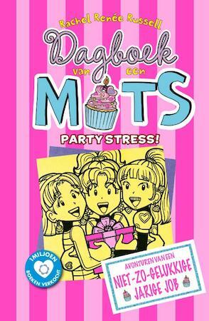 Dagboek van een muts 13 - Partystress! - Rachel Renée Russell