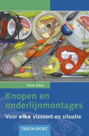 Knopen en onderlijnmontages - H. Eiber