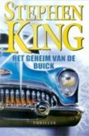 Het geheim van de Buick - Stephen King