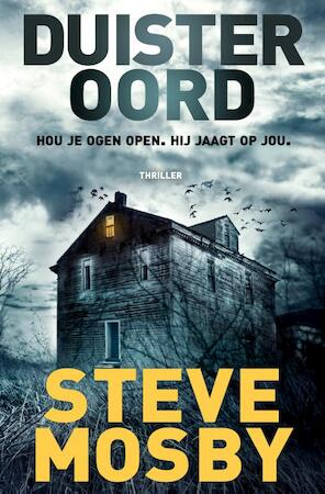 Duister oord - Steve Mosby
