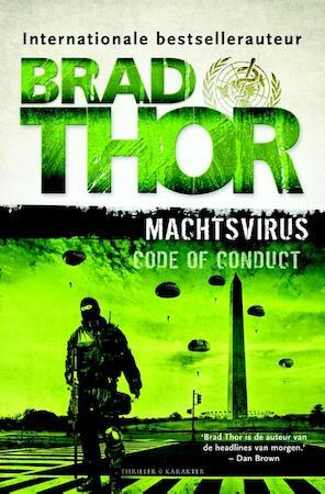 Machtsvirus - Brad Thor