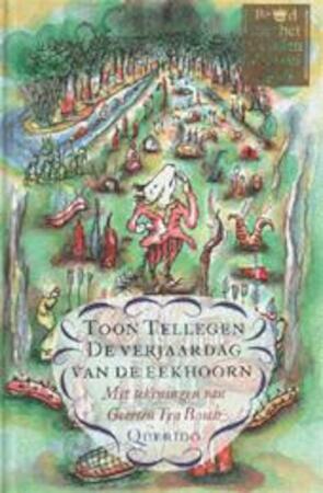 De Verjaardag Van De Eekhoorn Toon Tellegen Isbn 9789021483924