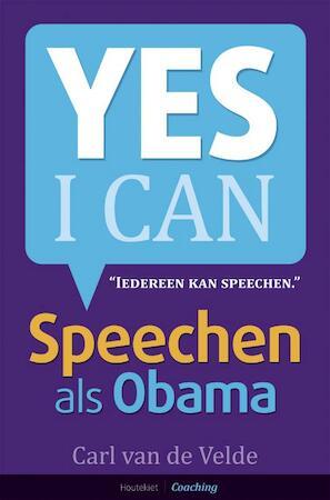 Speechen als Obama - Carl Van De Velde