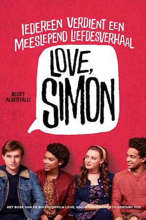 Simon vs FILMEDITIE - Becky Albertalli