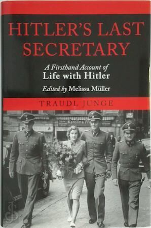 Hitler's last secretary - Traudl Junge