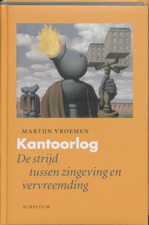Kantoorlog - M. Vroemen, Martijn Vroemen