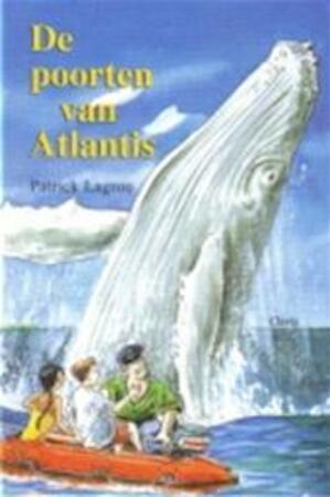 De poorten van Atlantis - Patrick Lagrou