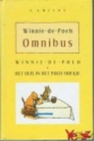 Winnie-de-Poeh omnibus - Alan Alexander Milne, Mies Bouhuys, Ernest Howard Shepard